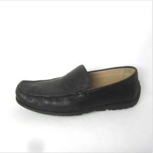 ECCO Soft Men's Driving Moc Loafer 44 11 Black
